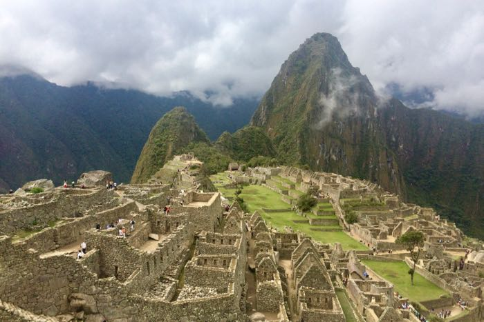 Machu Picchu en mi viaje a Perú