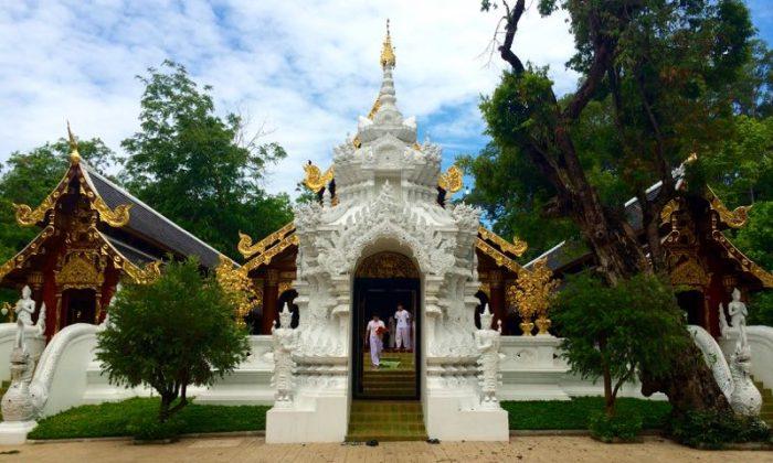 Templo de meditación Vipassana de Ram Poeng, Chiang Mai